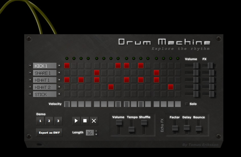 beat machine online